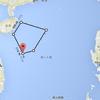 中国海軍が5日から南シナ海で軍事演習…船舶侵入禁止の範囲と参加艦艇について