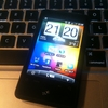 HTC Aria (S31HT)を購入した