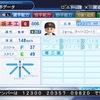 坂本工宜(パワプロ2018再現選手)(読売ジャイアンツ支配下登録選手)