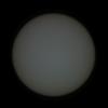 太陽撮影の練習