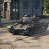 【WOT】 Tier 8 アメリカ 課金重戦車 M54 Renegade 車輌性能と弱点