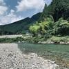 キャンプ3日目✦天川村浅めの河原を探す【坪ノ内キャンプ場編】