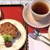 10月7日(月)「通常営業」の日替りランチ膳と手作りケーキのメニューです。
