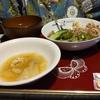 夕食~我が家の婆さん