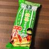 日本未発売!の森永抹茶キャラメルモナカがおいしい