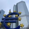 旧ECB本店 €の看板 ~2020欧州中東旅行 その100~