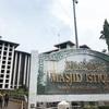 ジャカルタ Istiqlal Mosqueでイスラム教を学ぶ