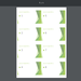 PowerPointのスライド8枚を1枚の紙に印刷するメモ