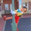 ピノキオとグリグリ @ エントグリ