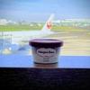 コロナ禍でJAL国内線ラウンジでハーゲンダッツのアイスクリームが登場