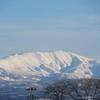 ◆2/22         久しぶりに山がスッキリ見えた!