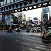 (非常事態宣言)2日目、バンコク生活は朝のウォーキングから。