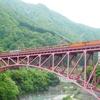 新緑の黒部峡谷トロッコ電車に乗る旅(1)/アクセス方法