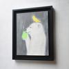 熊の絵が売れました!今月はタグボートさんで四枚目の販売!