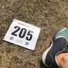 季節の彩湖ハーフマラソン 女子総合3位。 レース編