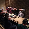 毎年恒例忘年会+朝まで耐久カラオケ2017