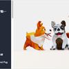 Dog Package 犬たちの表情がたまらなく可愛い!豊富なアニメが頼もしい4種類の小型犬3Dモデルパック