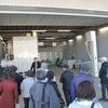 東大農場 耐久・省エネの新施設を公開 農業機械の実演も