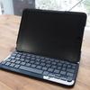 ロジクールのiPadmini4キーボードが超便利!iPadmini4専用 Bluetoothキーボードカバー「Logicool CANVAS ik0772」を使ってみた感想。