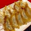 大阪餃子通信:京都清水の老舗餃子店『鐘園亭』で焼・揚・水の餃子三味定食を堪能する