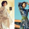 (韓流ファッション) ファッションリーダースエンニム!反戦美満ちた優雅なトレンチコート・ルック