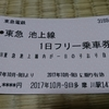 【東急池上線】1日フリー乗車券で無料乗り放題の旅に出かけてきた