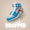 "【6月23日(土)発売】""OFF-WHITE × NIKE  AIRJORDAN 1 DARK POWDER BLUE"""
