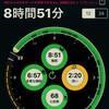 【理想は8時間】Apple watch×Auto sleepで睡眠時間を計測してみた