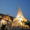 19番 ムエタイ選手のためにタイで初めてお守りをお借りした想い出のお寺