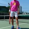 ボールを打つ直前まで:テニスが上手そうに見える人の『パッと見』