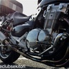 HONDA X4 typeLD/オートバイ    〜鉄の馬、俗な言葉でもまさしく言い得て妙〜