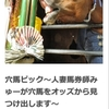 競馬商材「穴馬ピック」7月15日 ~ 16日成績