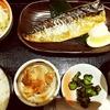 はなの舞@阪急大井町ガーデン店(サバの塩焼き定食)