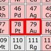 【プラチナ】化学的性質の似た金より希少なのに、なぜ半分の価格なのか?