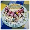 娘ちゃんの誕生日でした(^^)お祝いケーキを手作り、より楽しむには買い物から一緒にするといいよ(^^)