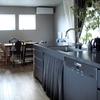 【家づくり】二型キッチンの良さはカウンターの高さを変えられること
