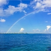 OVER  THE RAINBOW @  MALDIVES