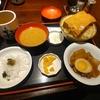 日本橋【日本橋 お多幸本店】とうめし定食 ¥670+ライス大盛 ¥50