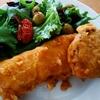 たらこのフリットが美味しい!Acton の Stones Fish and Chips で美味しい Fish & Cod Roe を!【フィッシュアンドチップス/アクトン】