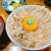 平目のヅケ丼で有名な「みなと食堂」に行ってきた