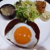 【絶品デミグラス!グリルデミの「半熟目玉焼き煮込みハンバーグ」】京都民に愛される洋食屋さんでランチ