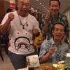 【笑点のスーパースター!】林家木久扇師匠・木久蔵師匠とタイでお会いできました!