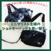 思わず手に取った理想のアイテム☆ミニマリスト主婦のショルダーバッグを買い替え。