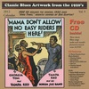 Classic Blues Artwork from the 1920's Vol.9 - 2012 Calendar