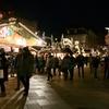 クリスマスマーケットの情景 7 ゲッティンゲン