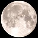 月が綺麗な夜に
