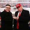トランプ大統領、米朝首脳会談「延期することも」