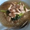 チェンマイ昼麺部 その16 ラート ナー あんかけ麺 ヨック ファー