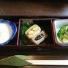 豆腐料理 松ヶ枝 宴を食べた