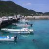 伊平屋島 前泊港2